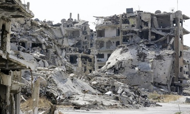 تأجيل إجلاء مقاتلين من المعارضة السورية من حمص