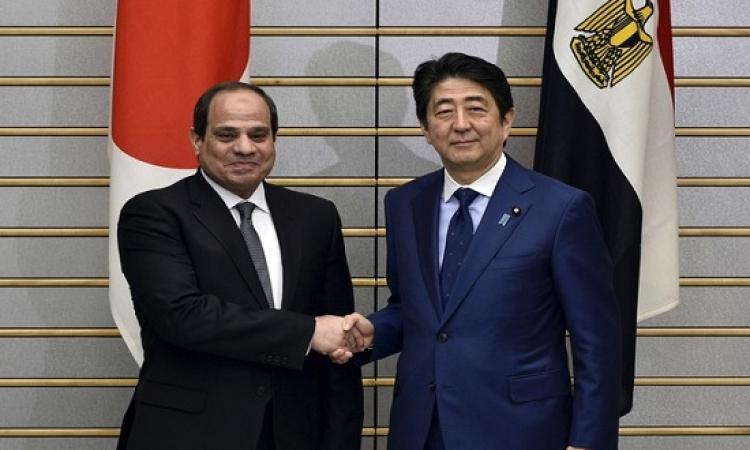 السيسى يؤكد حرص مصر على أمن واستقرار منطقة شرق آسيا