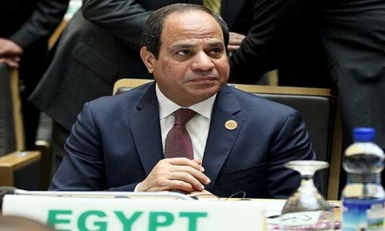 السيسى أمام مجلس الأمن : الأزمة السورية تدمى قلوبنا .. وعلينا وقف نزيف الدم