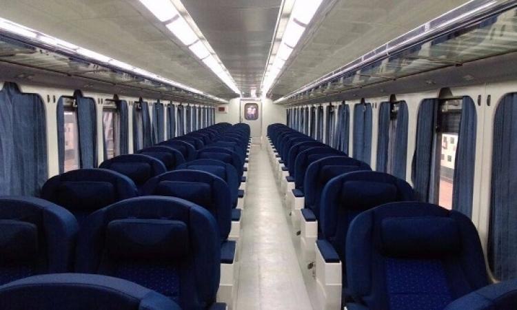 اليوم .. بدء حجز مقاعد القطارات المكيفة المقرر تشغليها فى العيد
