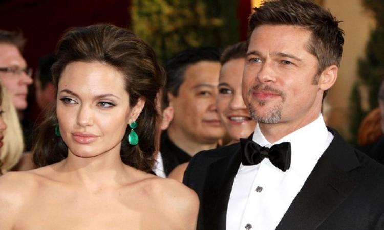 أنجلينا جولى ترفض العمل مع براد بيت فى فيلم Africa