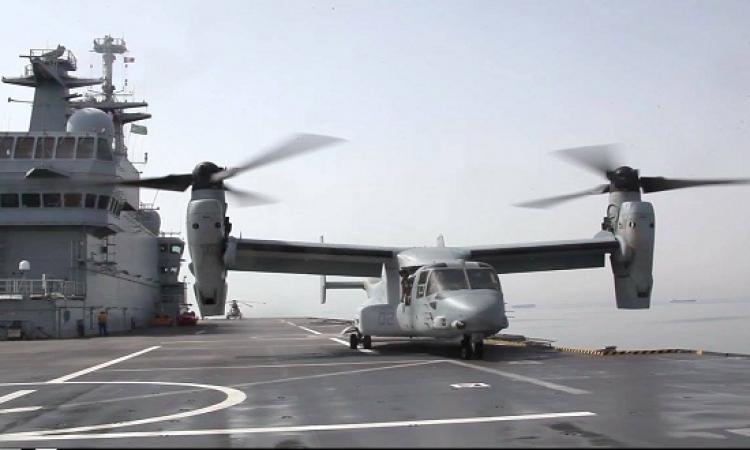 مصر تتسلم حاملة الطائرات المروحية «أنور السادات» من فرنسا