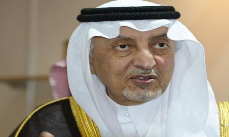 نجاة الأمير خالد الفيصل من محاولة اغتيال