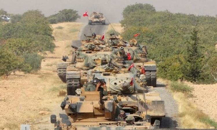 تركيا تفتح جبهة قتال جديدة شمال سوريا