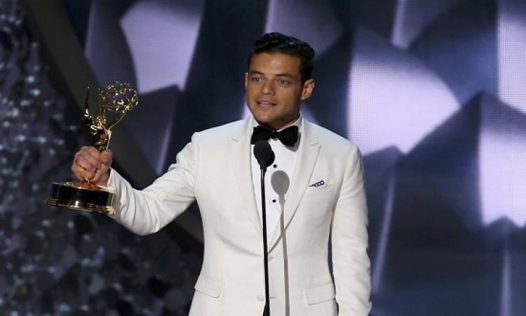 مصرى يفوز بجائزة افضل ممثل فى جوائز إيمى
