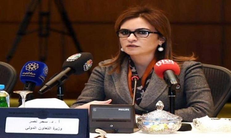 التعاون الدولى توقع اتفاقيات لتنمية سيناء بقيمة 5 مليارات جنيه