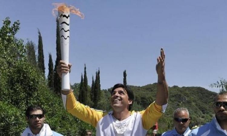 بيع شعلة أوليمبياد ريو 2016 بـ 216 ألف و50 ريال برازيلى