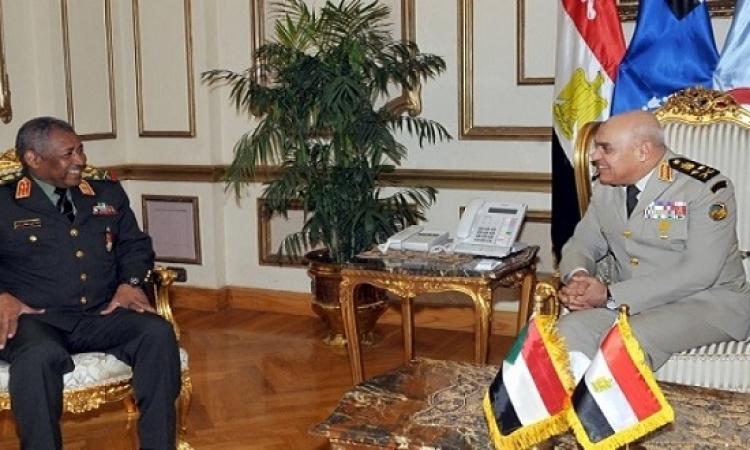 مباحثات عسكرية رفيعة المستوى بين مصر والسودان