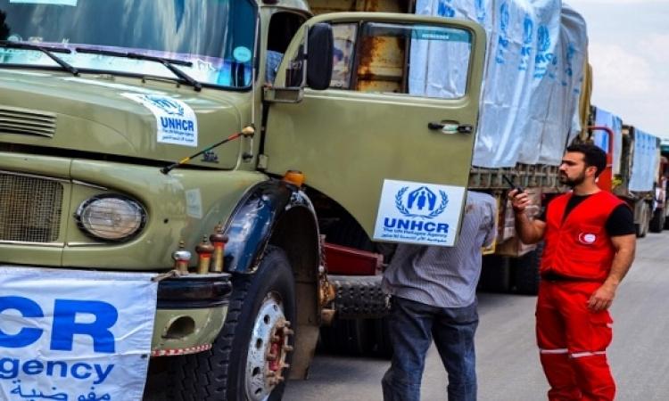 الأمم المتحدة ترسل أغذية منتهية الصلاحية إلى سوريا