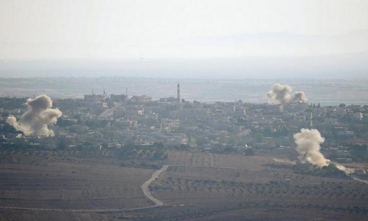 غارات إسرائلية على الجولان رداً على قذيفة طائشة