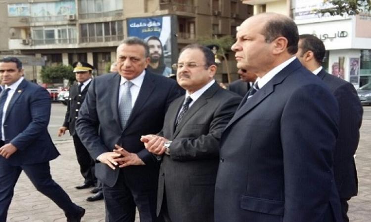 جولة مفاجئة لوزير الداخلية بالقاهرة والجيزة فجر يوم عرفات