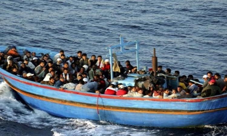 وفاة العشرات إثر غرق مركب للهجرة غير الشرعية قبالة سواحل كفر الشيخ