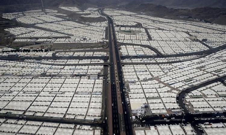 منى .. أكبر مدينة خيام فى العالم