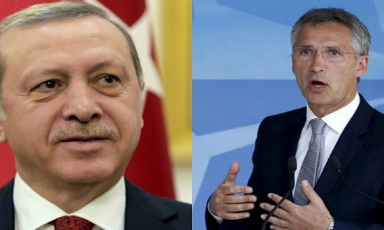"""""""حلف الناتو"""" يصالح تركيا بالعصا والجزرة"""