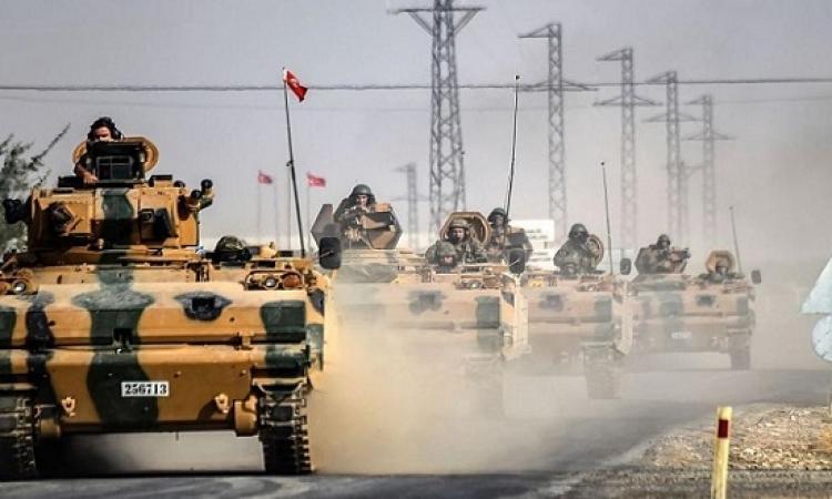 الجيش التركى يبرر التقدم البطىء لدرع الفرات فى سوريا