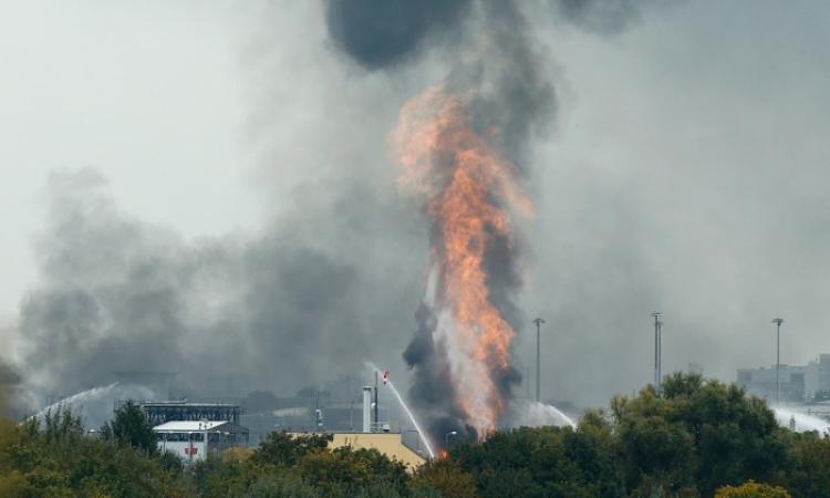 وسائل إعلام روسية: 10جرحى جراء انفجار بسانت بطرسبورج