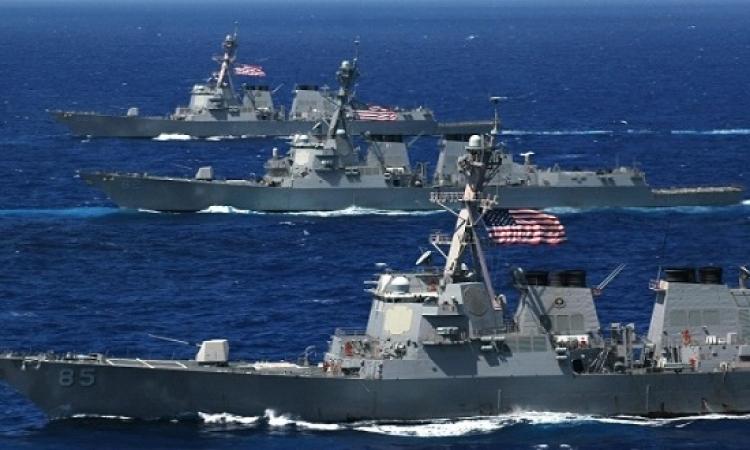 محاولة هجوم على بارجة أميركية قبالة اليمن