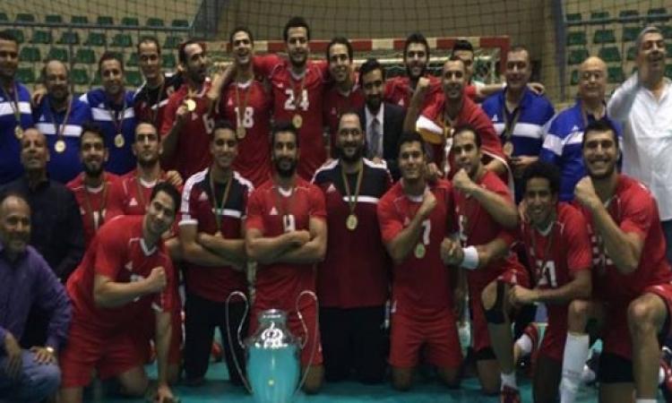الأهلى يتوج بطلا لإفريقيا بالفوز على الترجى التونسى