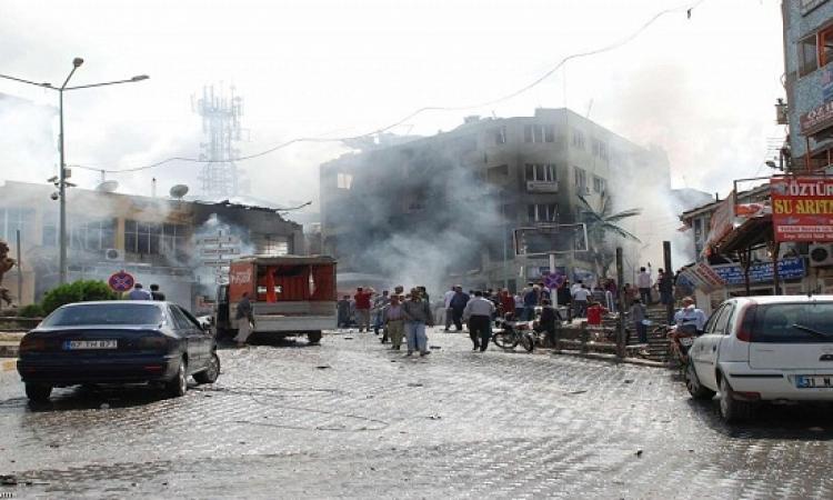 انفجار شديد بمدينة أضنة التركية يسفر عن إصابة 5