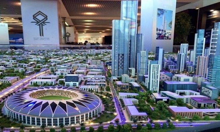 تنفيذ أكبر مدينة ملاهى بالشرق الأوسط بالعاصمة الإدارية الجديدة