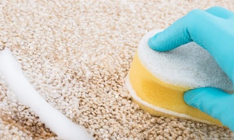نصائح للحفاظ على السجاد أثناء غسيله اليدوى