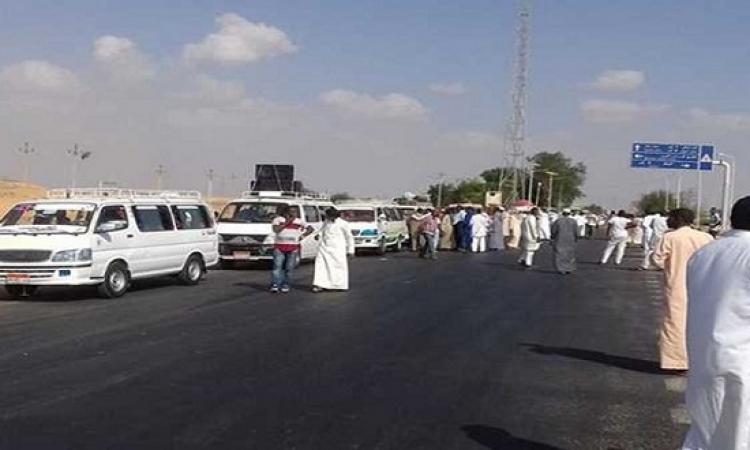انتهاء ازمة النوبيين .. وإعادة فتح طريق أبو سمبل