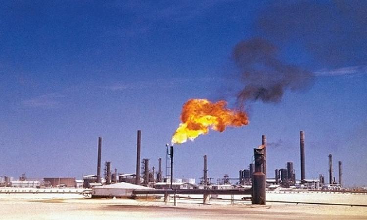كشف بترولى جديد بالصحراء الغربية بإنتاج يومى 20 مليون قدم مكعب غاز