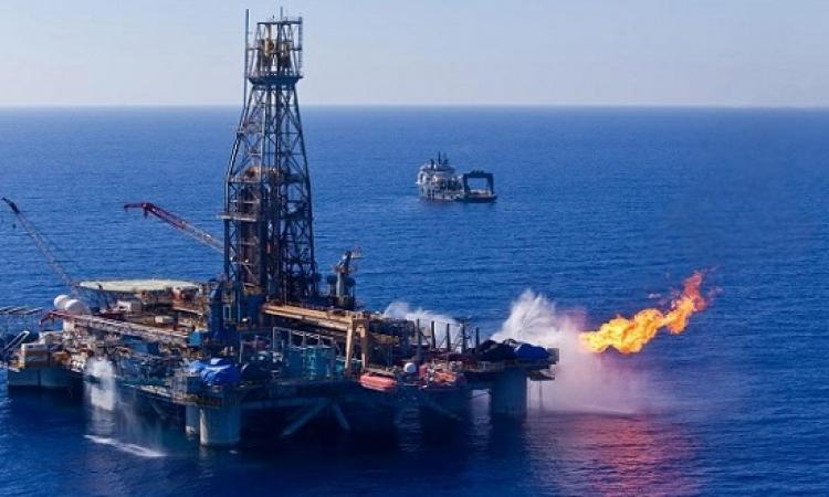 كشف بترولى فى خليج السويس بإنتاج مليون قدم غاز يوميًا