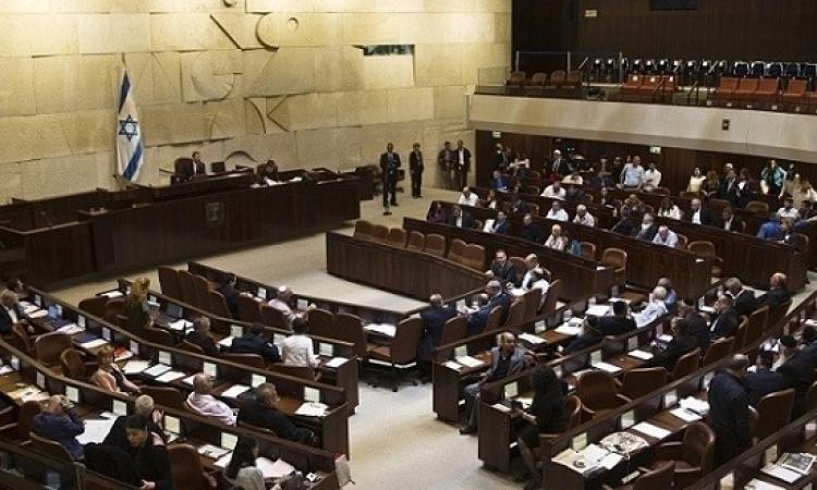 """الكنيست الإسرائيلى يصدق على تعديل قانون """"القدس الموحدة"""""""