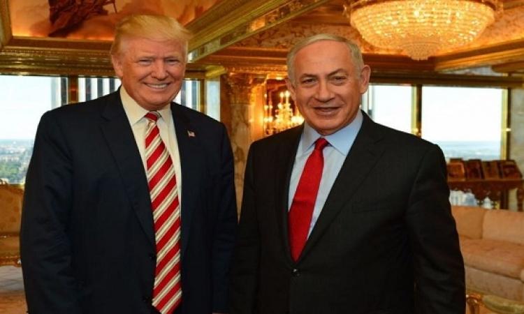 """""""يديعوت"""": ترامب سيزور حائط المبكى وجبل هرتسيل بالقدس فى 22 مايو"""