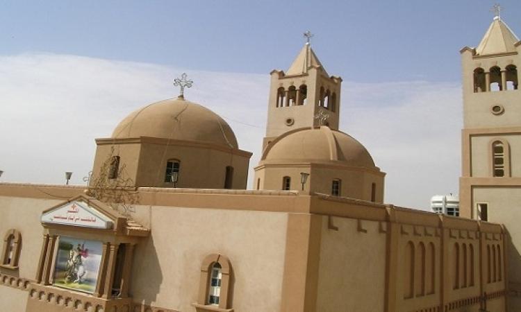 الداخلية تعلن احباط اعتداء على كنيسة بالاسكندرية