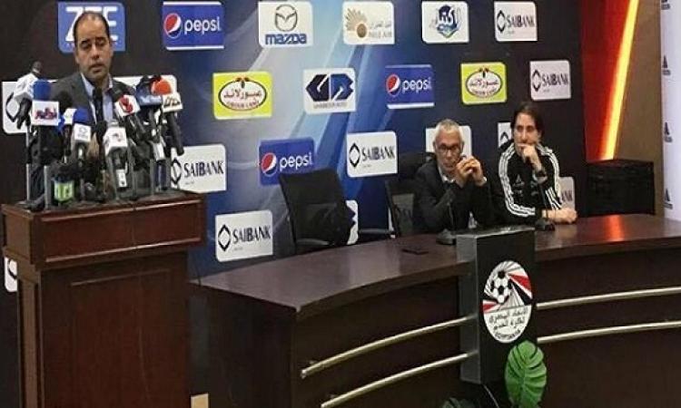 كوبر : سنقدم افضل ما لدينا فى كأس الأمم واحتاج دعم المصريين
