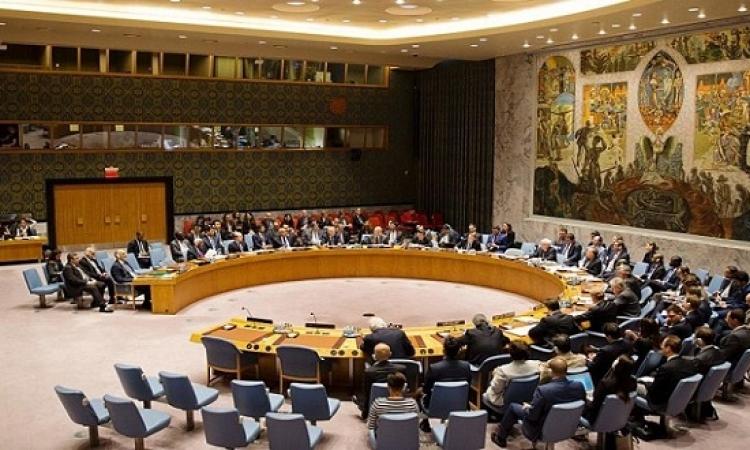 مجلس الأمن يقر هدنة فى سوريا لمدة 30 يوما