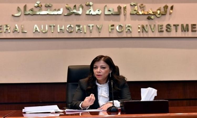 وزيرة الاستثمار : بدء اعداد اللائحة التنفيذية لمشروع قانون الاستثمار الجديد