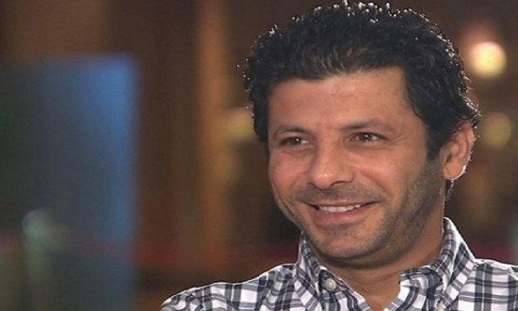 """بالفيديو.. إياد نصار لـ""""ياسمين صبرى"""": """"معرفكيش.. شوفيلك ميكروباص تانى بقى"""""""