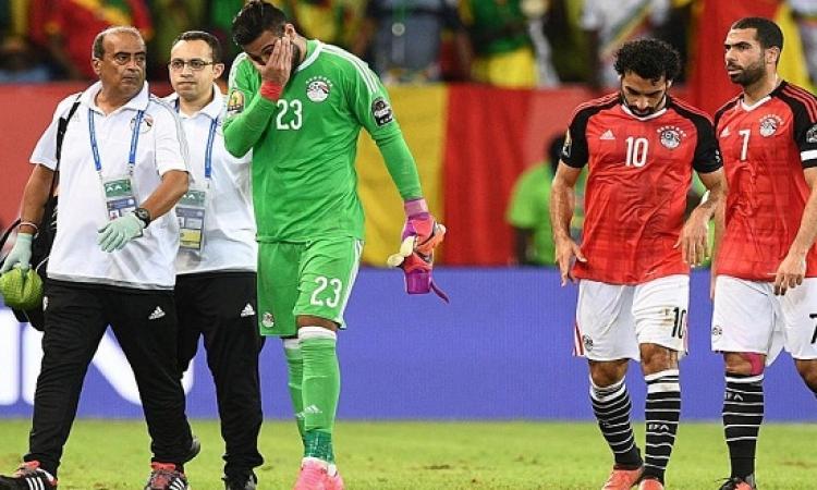 رسمياً .. أحمد الشناوى خارج أمم أفريقيا 2017