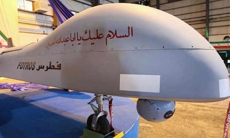 التحالف العربى يدمر طائرة ايرانية بدون طيار فى اليمن