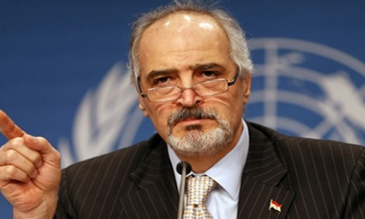 بشار الجعفرى : اجتماع أستانة مهدد بالفشل بسبب عدم حرفية المعارضة