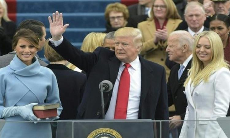 بالصور.. فضائح الرؤساء السابقين فى حفل تنصيب ترامب