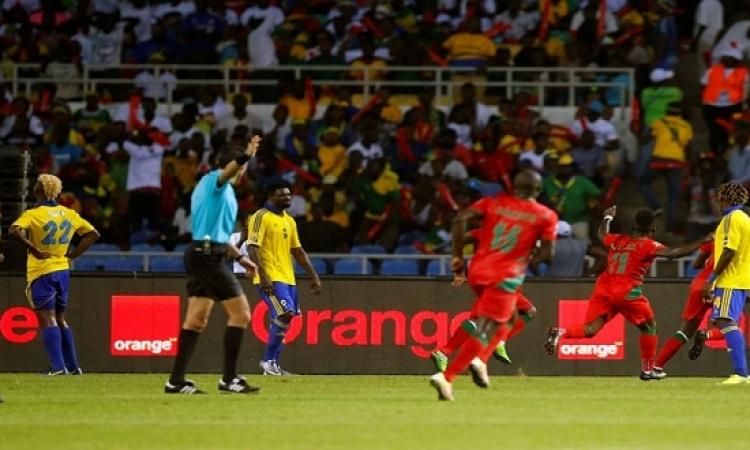 الجابون تتحدى الكاميرون فى مباراة فاصلة وبوركينا تواجه غينيا
