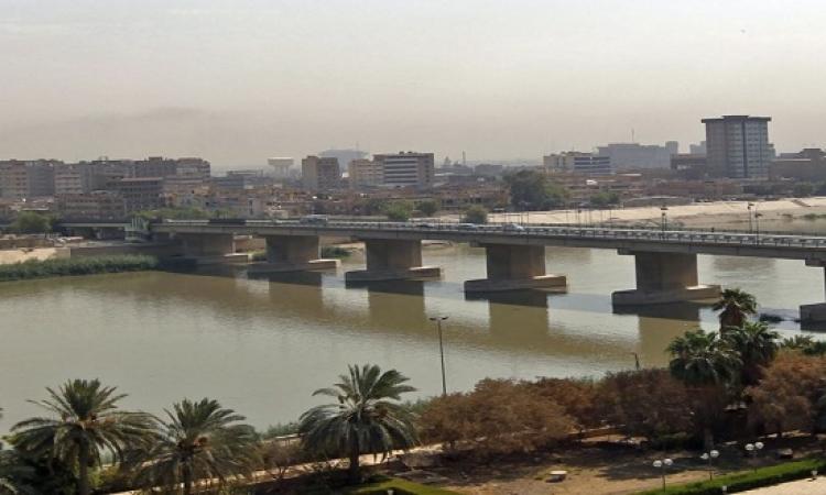 تفجير الجسر الرابع على نهر دجلة بالموصل بأيدى الدواعش