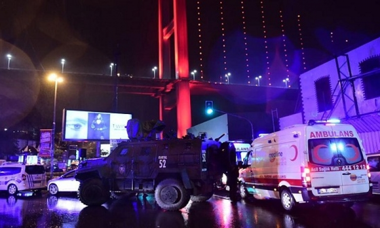 100 قتيل وجريح فى هجوم على ملهى ليلى باسطنبول ليلة رأس السنة