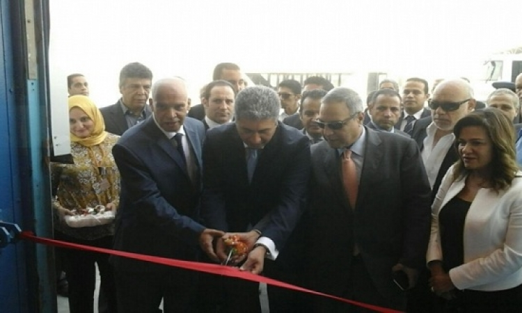 افتتاح محطة كهرباء مطار القاهرة الدولى بـ170 مليون جنيه