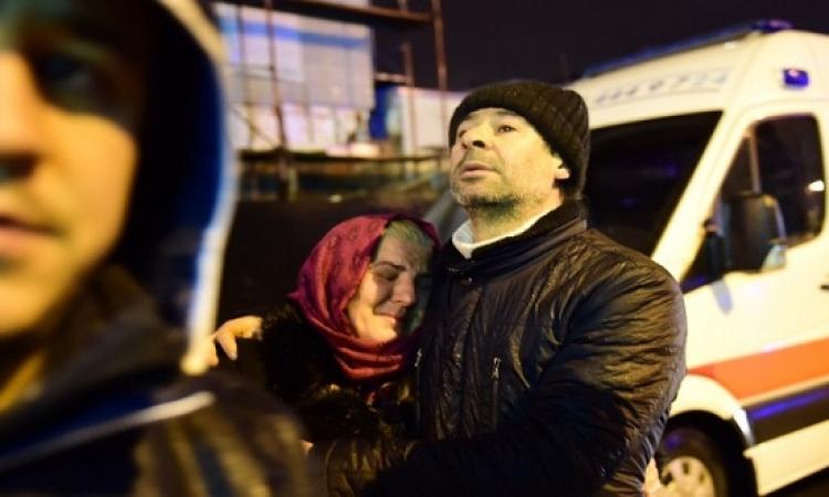 ما السر؟ .. أكثر من نصف ضحايا هجوم إسطنبول عرب