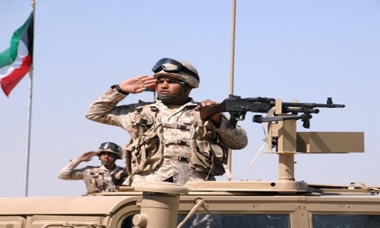 الكويت تستدعي 12 ألف مواطن للتجنيد في يونيو المقبل