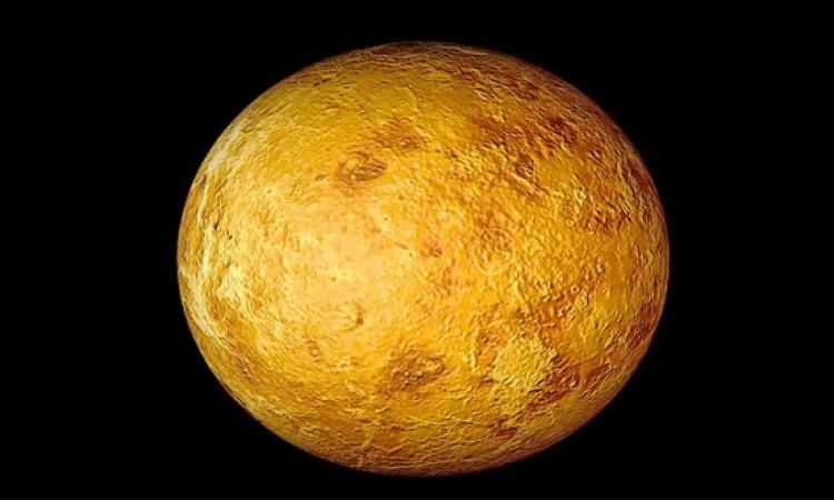 رصد موجة جاذبية كبيرة فى كوكب الزهرة