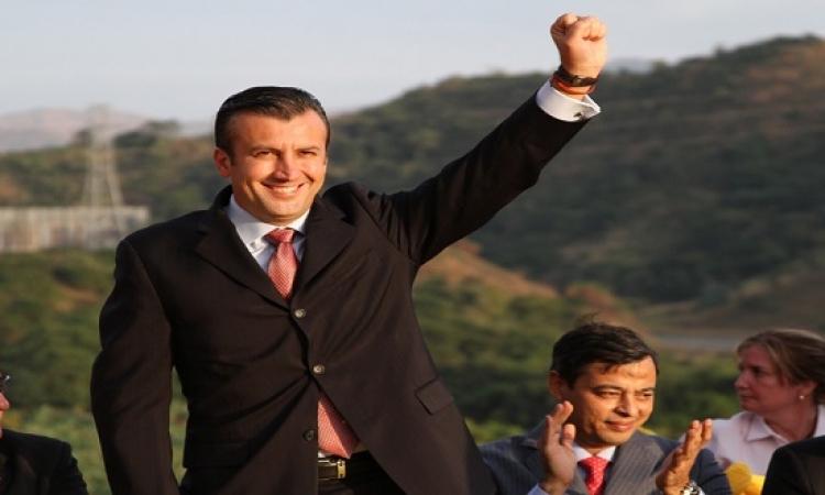 رئيس فنزويلا يعين «سوريا» نائبا له