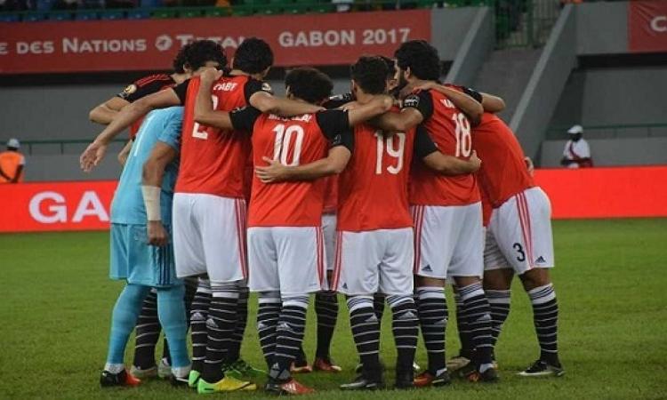 مصر المتأهلة تواجه غانا فى مباراة تحصيل فى غياب صلاح وحجازى