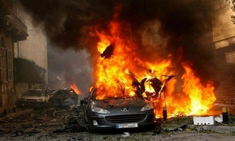 عشرات القتلى والمصابين فى تفجير انتحارى مزدوج بوسط بغداد