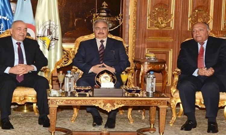 اللجنة الوطنية المعنية بليبيا : الاتفاق السياسى الحل الوحيد للأزمة
